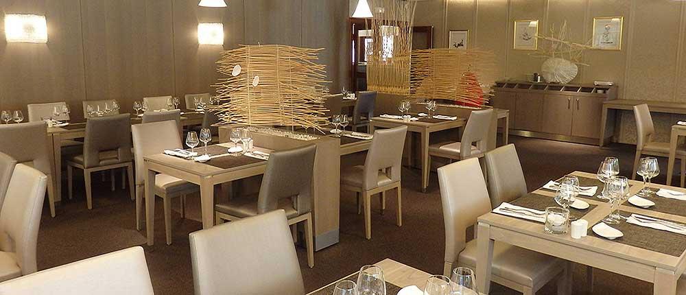 Salle de banquet restaurant la Forêt