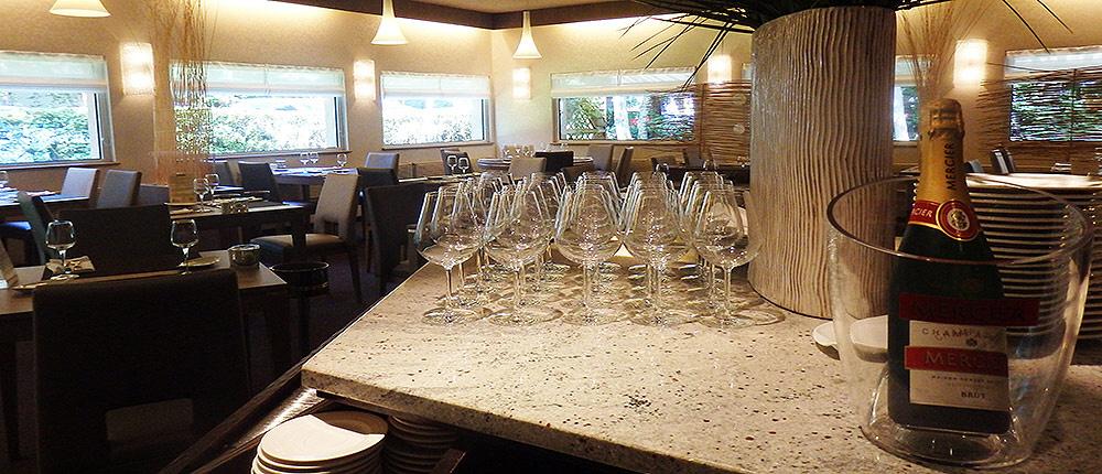Salle restaurant la Forêt